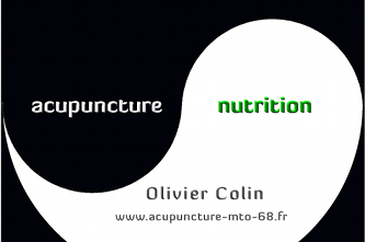 Acupuncture nutrition Olivier Colin